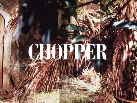 9204900e2 Lookbook Chopper Fem Col. 1/2017 by Chopper Jeans - issuu