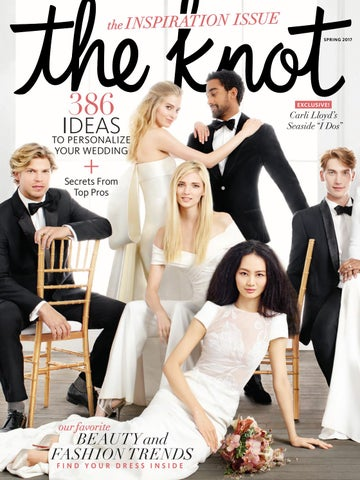 37a1d87d5d2 The Knot Spring 2017 by The Knot - issuu