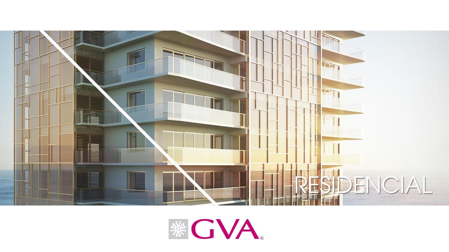 Gva residencial by gva arquitectos issuu - Gva arquitectos ...