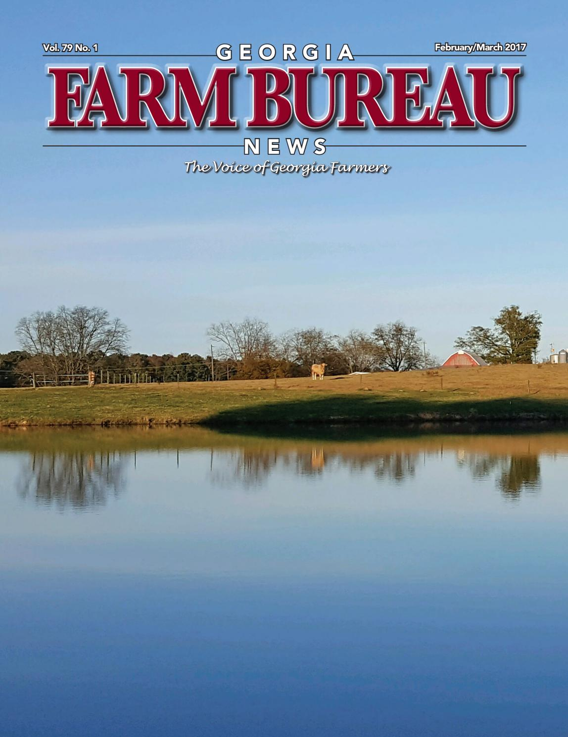 georgia farm bureau news february march 2017 by georgia farm bureau issuu. Black Bedroom Furniture Sets. Home Design Ideas