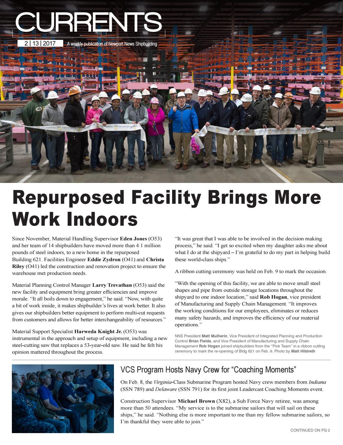 February 13, 2017 by Newport News Shipbuilding - issuu