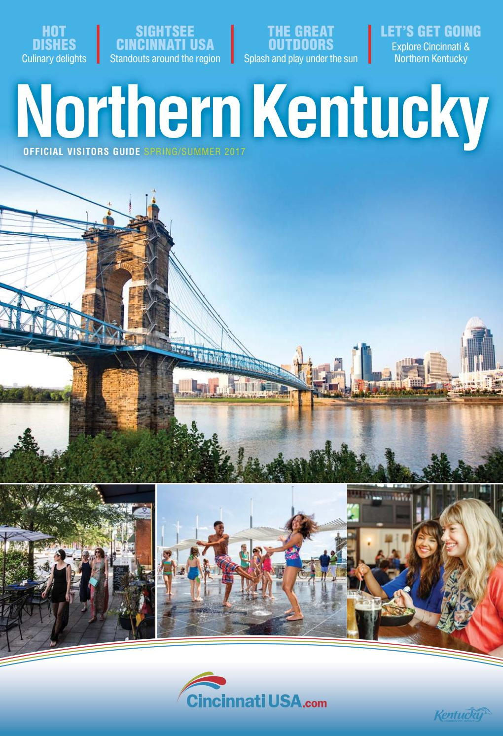 Official Visitors Guide - Spring/Summer 2017 - Northern Kentucky by ...