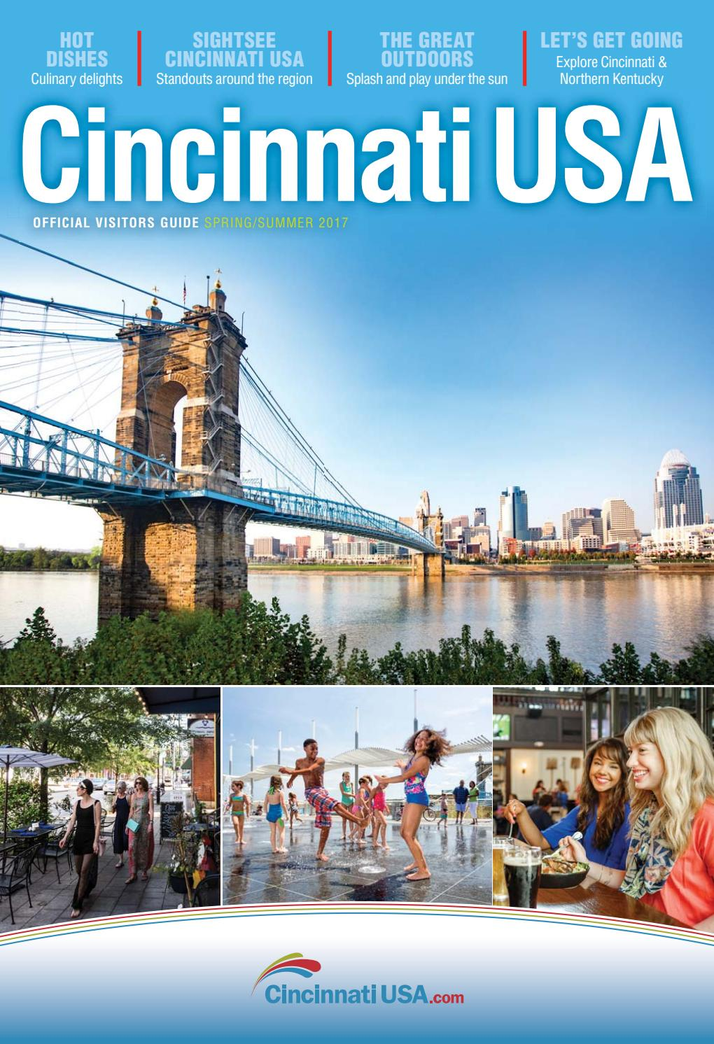 Official Visitors Guide Spring Summer 2017 Cincinnati Usa By Engine Seat Diagram Parts List For Model 496b Mancoparts Gokart Magazine Issuu