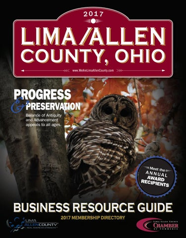 Lima-Allen County OH Business Resource Guide 2017 by Town Square ...