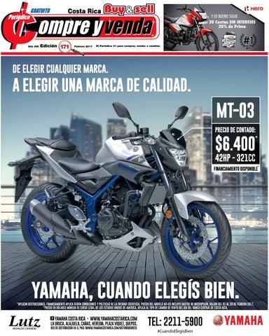 sale retailer b8c27 4dc57 Periódico Compre y Venda, edición  171 mes de Febrero 2017 by Majic ...