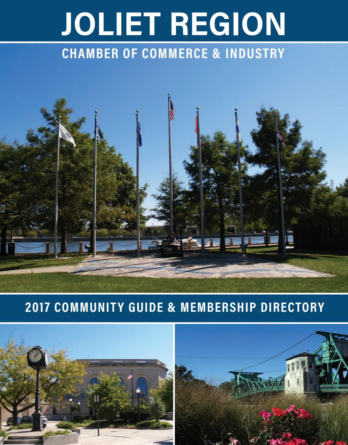 joliet il community guide 2017 by town square publications llc issuu
