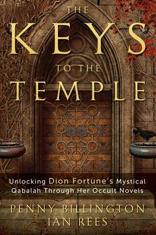The Keys To Temple By Penny Billington Ian Rees Llewellyn