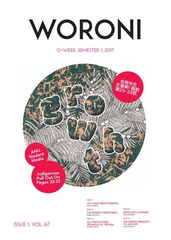 b6b73dff1cd Woroni Edition One 2017 by Woroni - issuu