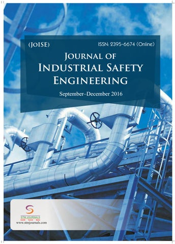 Health, Safety & Security Review issue 3 2017 by Alain Charles