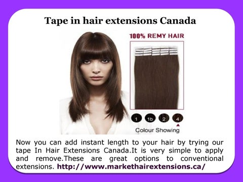 Best place to buy tape in hair extensions canada