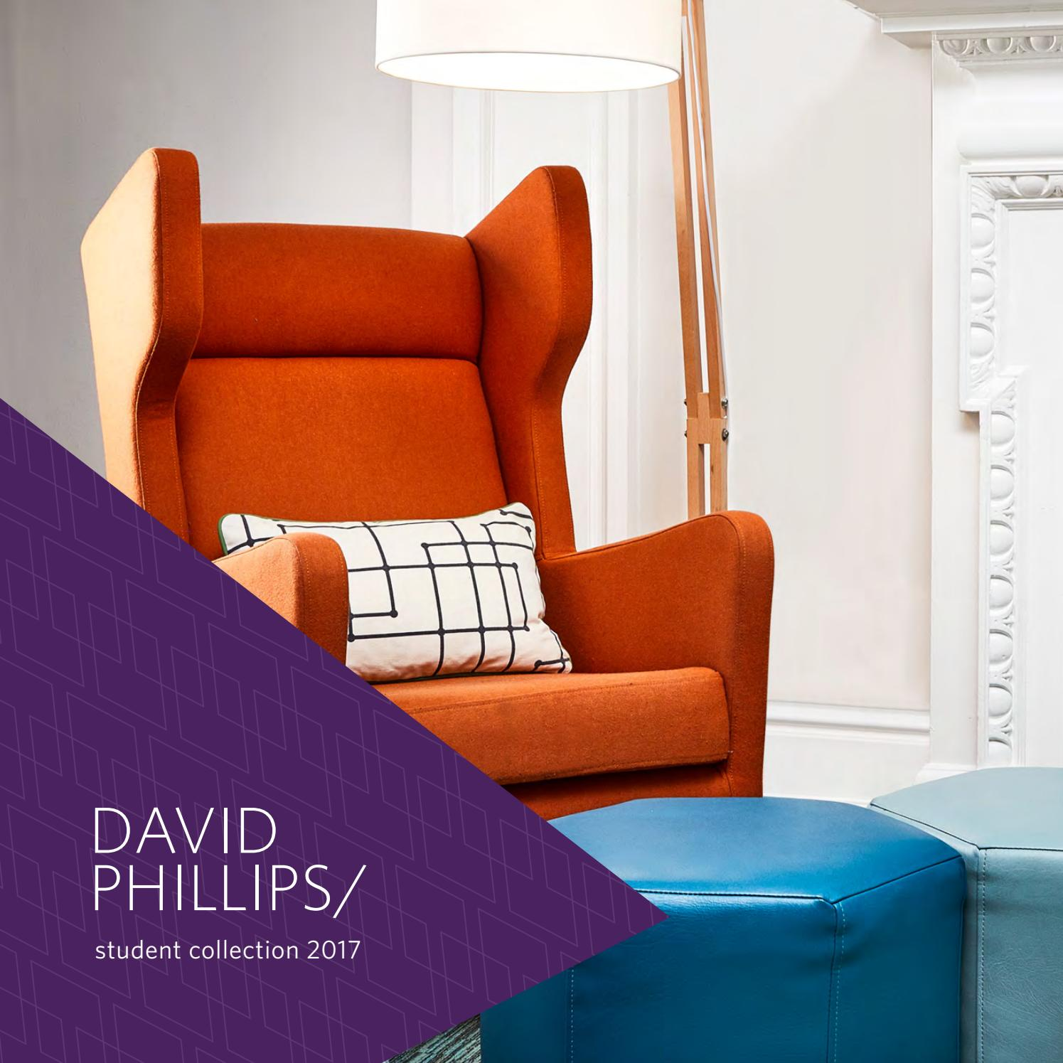 David phillips student catalogue 2017 by david phillips for Phillips furniture