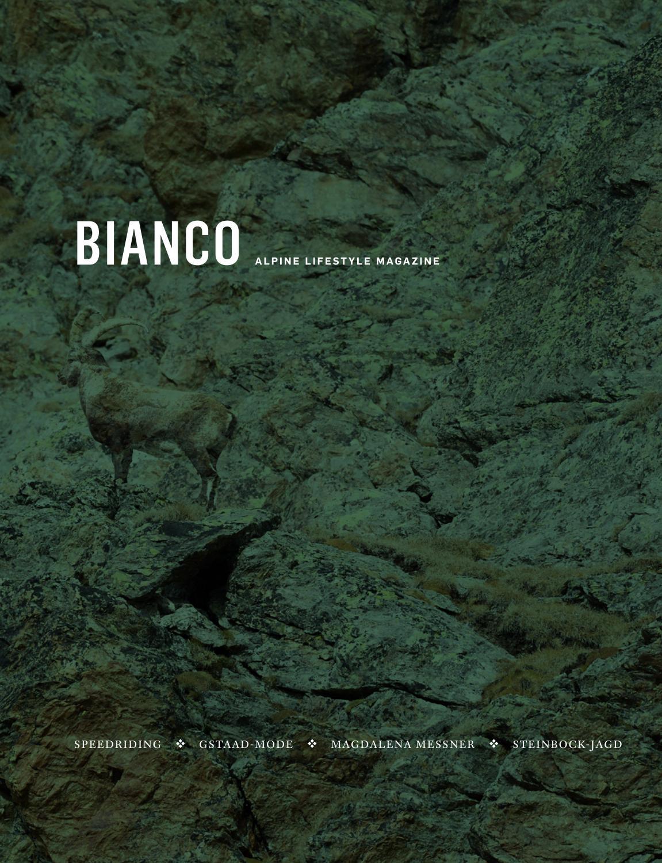 BIANCO Winter 2016 17 By Dario Cantoni   Issuu