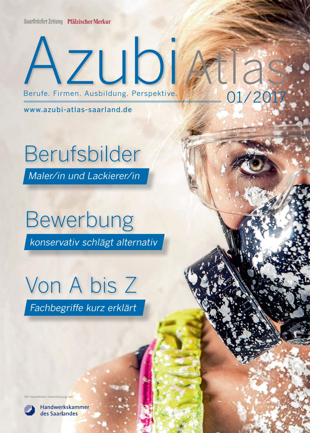 Azubi Atlas 012017 By Saarbrücker Verlagsservice Gmbh Issuu
