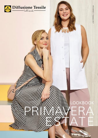 Lookbook PRIMAVERA-ESTATE 2017 by Diffusione Tessile - issuu 005ae77bcb1