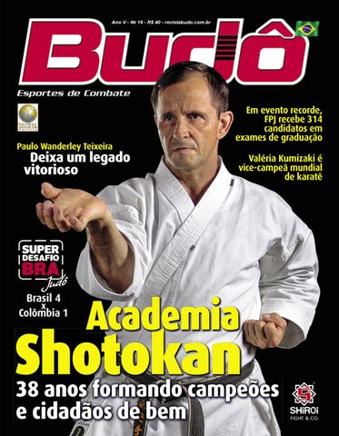 e5e4129f62 Budo 19 by Revista Budô - issuu