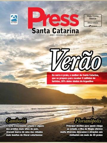 8e2a594a620c2 Press Santa Catarina - Edição 03 by revistapress - issuu