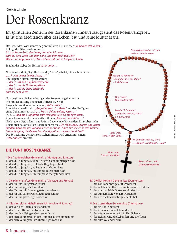 Gebet für den heiligen Vater