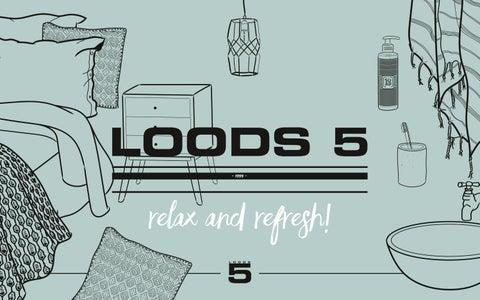 Nachtkastje Loods 5.Loods 5 Minimagazine Relax And Refresh By Ontwerpstudio 5 Issuu