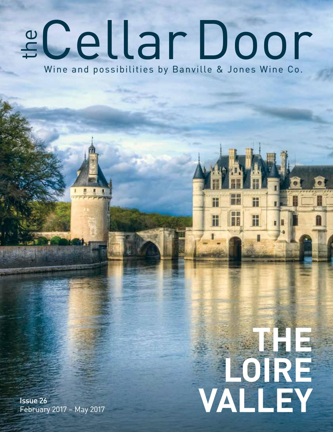 The Cellar Door Issue 26 Loire Valley By Poise Publications Issuu Millet Flagship Intelligent Household Water Purifiers