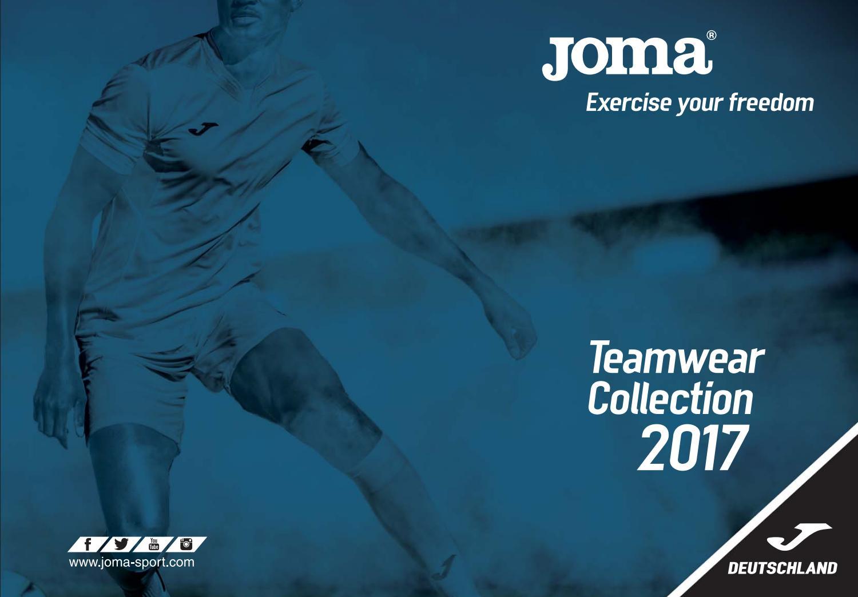 Teamwear 2017 de by JOMA SPORT issuu