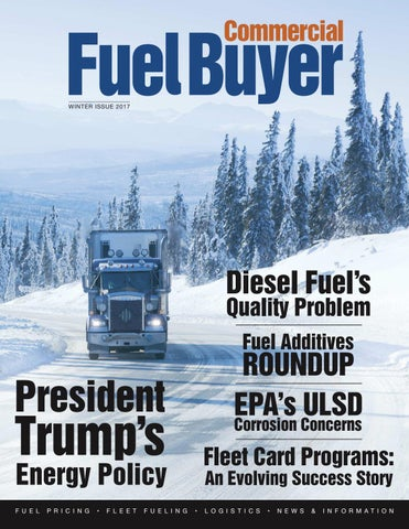 Commercial Fuel Buyer Winter 2017 by Fuels Market News - issuu