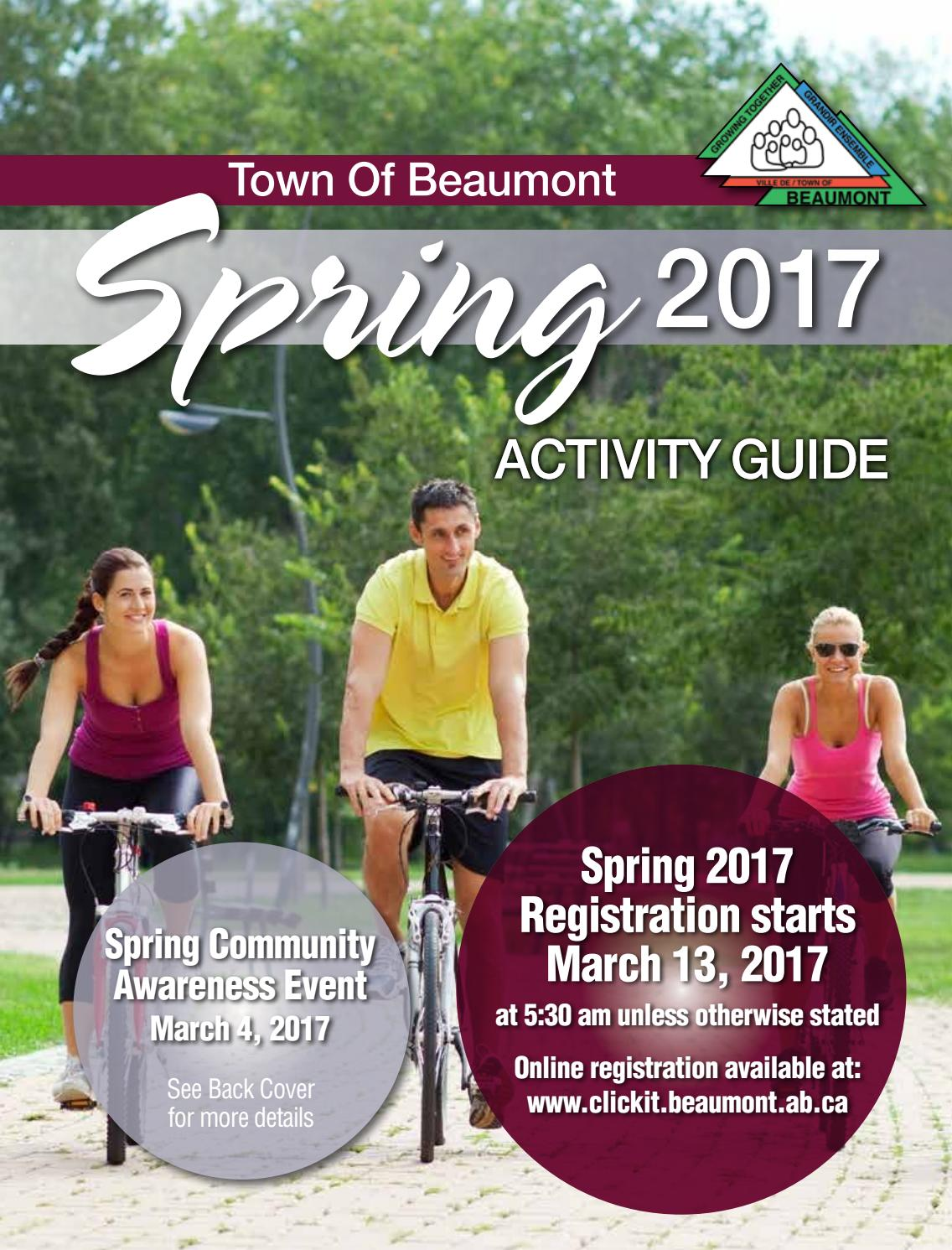 Spring 2017 Activity Guide By Beaumont Alberta Issuu 8220simplemouse8221 Smart Card Programmer