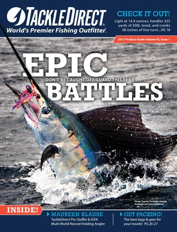 b512557a4d8 TackleDirect 2017 Winter Product Guide by TackleDirect - issuu