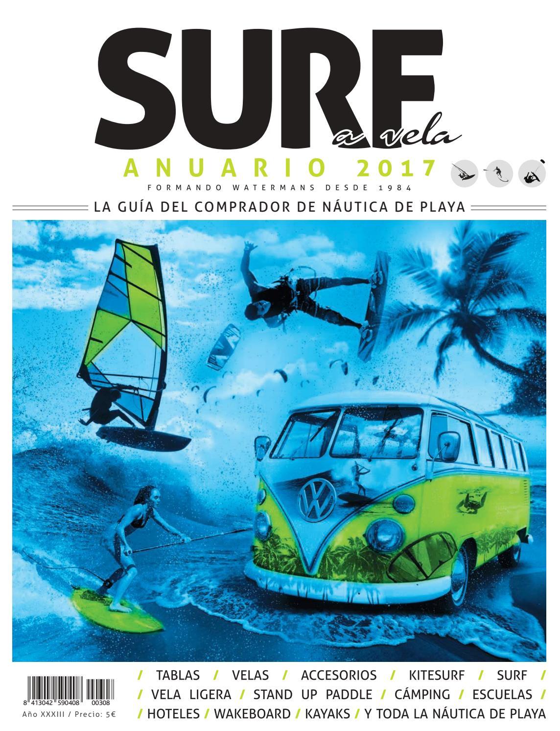 9217244501e Surf a Vela #308 // La Guía del Comprador 2017 by Media Pro Dynamic SL -  issuu
