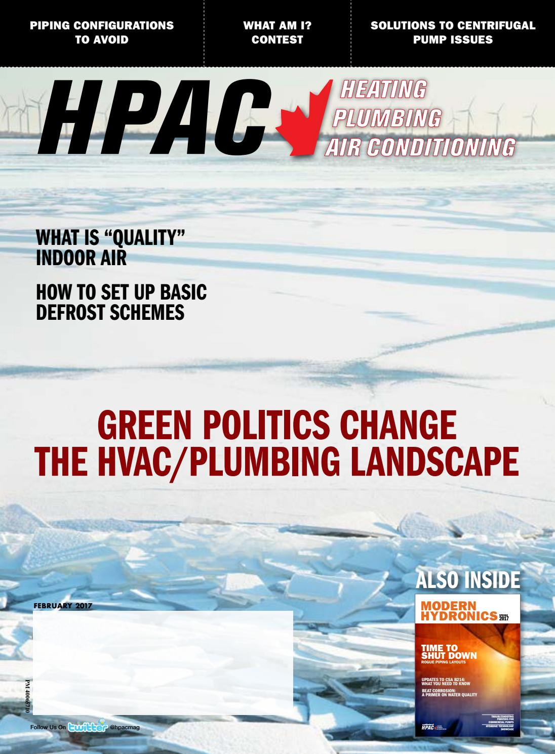 HPAC February 2017 by Annex Business Media - issuu
