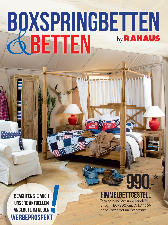 Betten by RAHAUS by RAHAUS - issuu