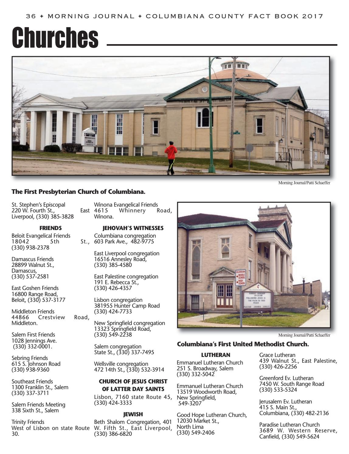 Morning Journal - Columbiana County Fact Book 2017 by Morning