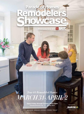 48 Spring Parade Of Homes Remodelers Showcase Guidebook By BATC Amazing Remodelers Showcase Mn Ideas Collection