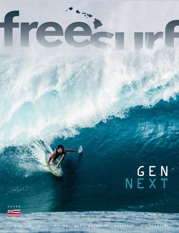 quite nice d7cac b3ffd DEEP Surf Magazine—bv7, Issue 6 November December 2012 Gear ...