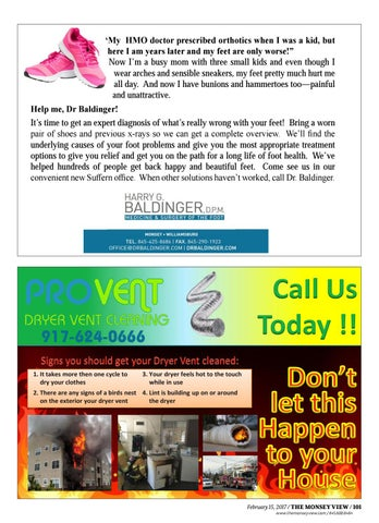 Issue 87 By The Monsey View Issuu