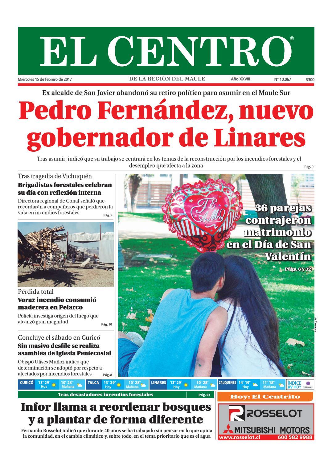 Diario 15-02-2017 by Diario El Centro S.A - issuu