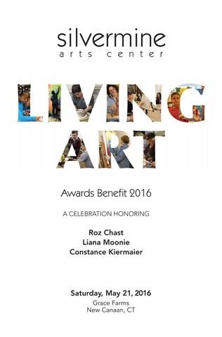 Living Art Program By Silvermine Arts Center Issuu
