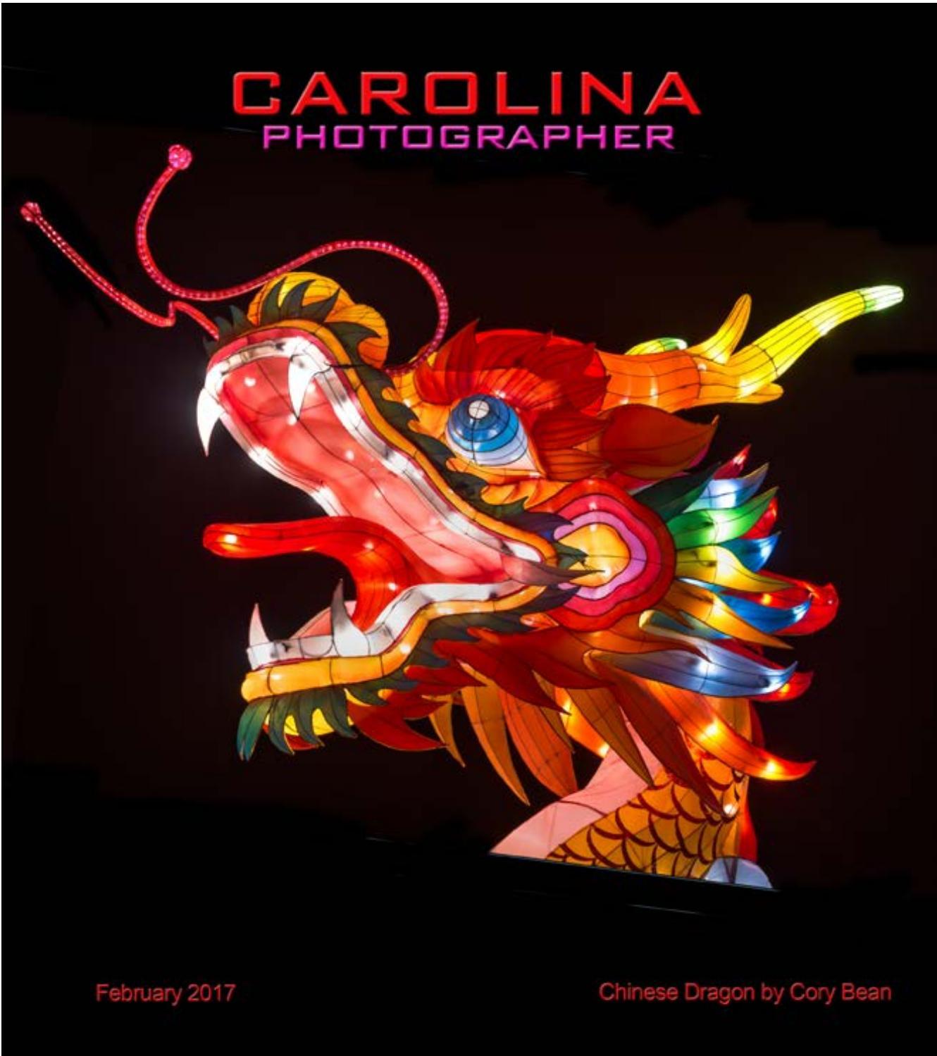 February 2017 Issue Of Carolina Photographer By Fuller