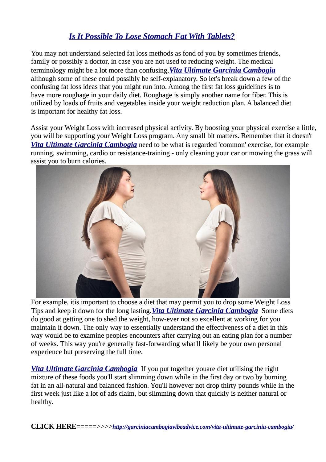 vita diet weight loss program