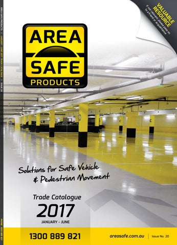 Area safe catalogue by area safe issuu page 1 publicscrutiny Choice Image