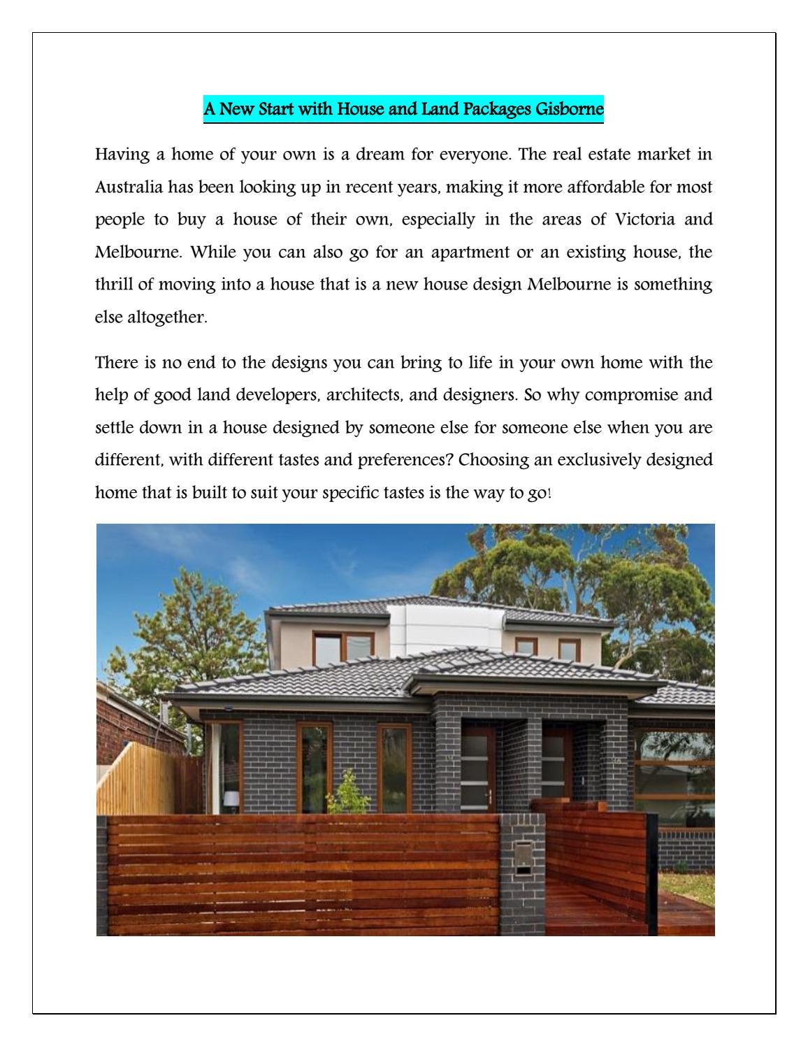 Modern New Home Designs Victoria Elaboration - Home Decorating ...