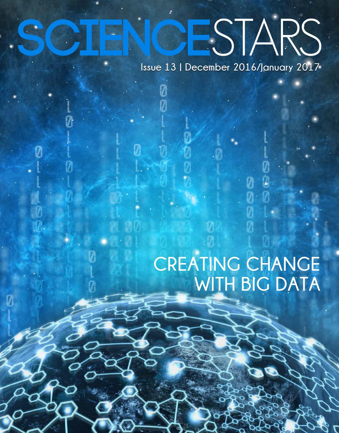 SS Big Data Issue 13 by Science Stars Magazine - issuu