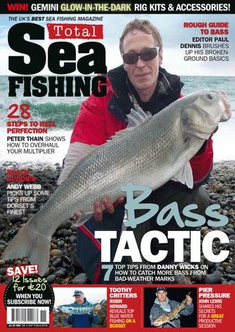 Gemini Genie Srt Clips 5 Per Pack Sea Beach /& Boat Fishing