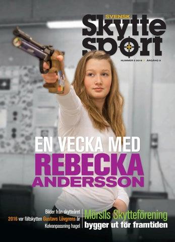 Svenskt silver i sportskytte vm