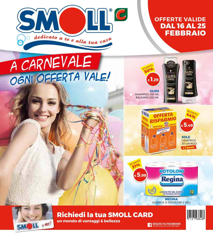 Smoll volantino offerte 16 25 febbraio 2017 by smoll issuu for Semeraro offerte volantino