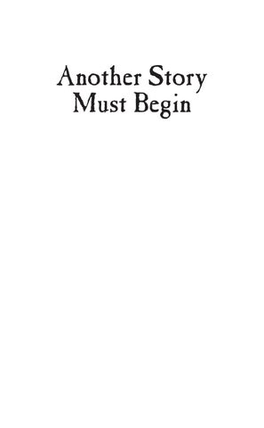 Another Story Must Begin: A Lent Couse based on Les