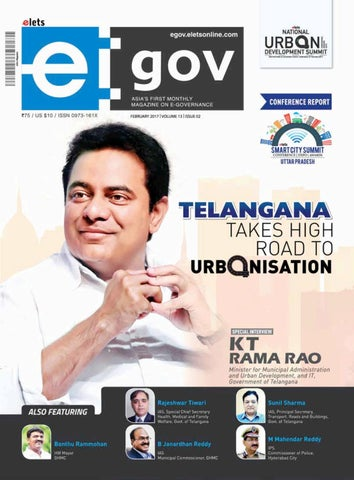eGov February 2017 by eGov Magazine - Elets Technomedia Pvt Ltd - issuu