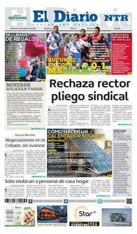 cd8d73e428 20170215 by NTR Medios de Comunicación - issuu