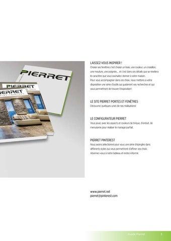 623826356b0 Brochure 2017 fr by Pierret System - issuu