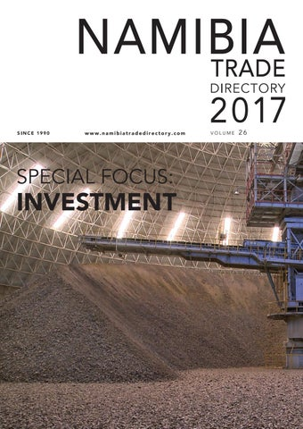 Namibia trade directory 2017 by venture media issuu page 1 fandeluxe Images