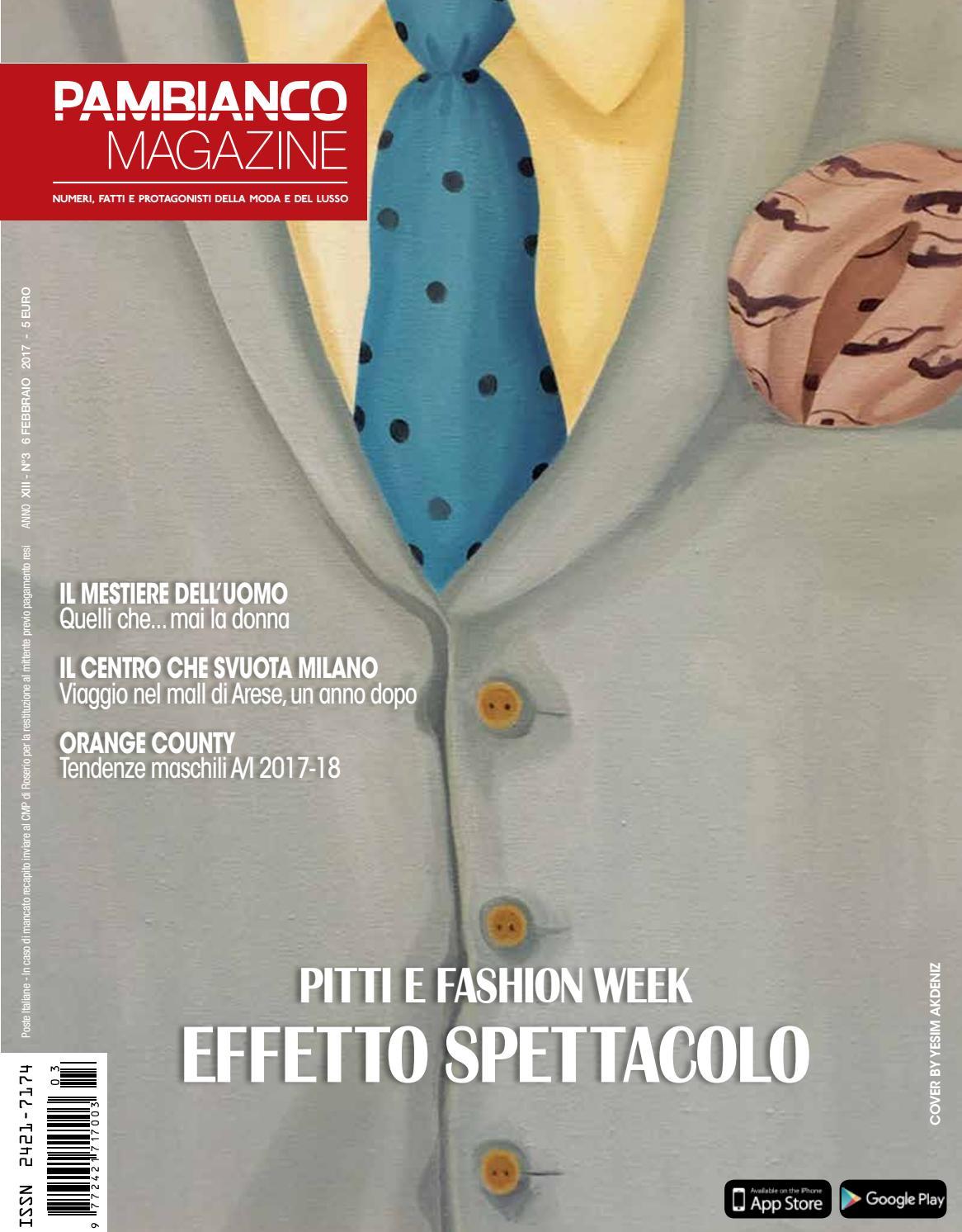 Pambianco magazine N3 XIII by Pambianconews - issuu 91b0405a6732